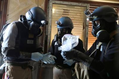 Syria may be developing new types of chemical weapons: US