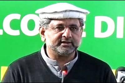 PM Abbasi inaugurates Golen Gol Hydropower project