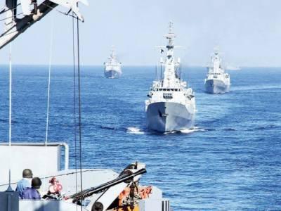 Pakistan, Saudi Arabia joint Naval exercises start