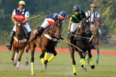 Winter Polo Cup 2018 starts