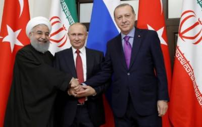 Leaders of Turkey, Russia and Iran to discuss Syria in Istanbul