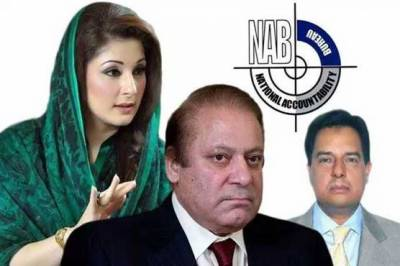 NAB writes ministry to put Nawaz, Maryam and Safdar names on ECL
