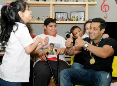 Salman Khan's NGO Being Human blacklisted