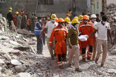 18 killed in massive explosion at wedding: official