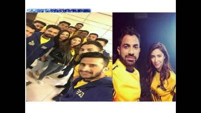Peshawar Zalmi unveils teaser of anthem for PSL