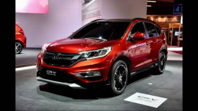 Honda launches 2018 CR-V in Pakistan