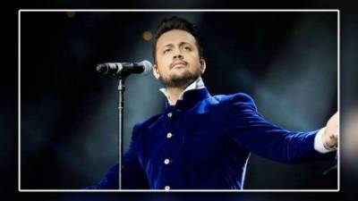 Atif Aslam reacts over retention of Indian producers' ban on Pakistani actors