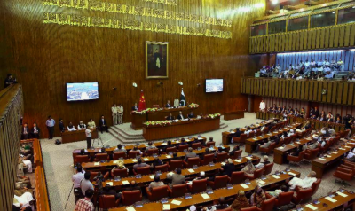11 candidates backed by PML-N win Senate seats from Punjab