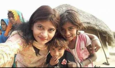 PPP's Krishna Kumari becomes first Hindu Dalit woman senator