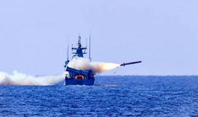 Pakistan successfully test fires long-range anti-ship cruise missiles