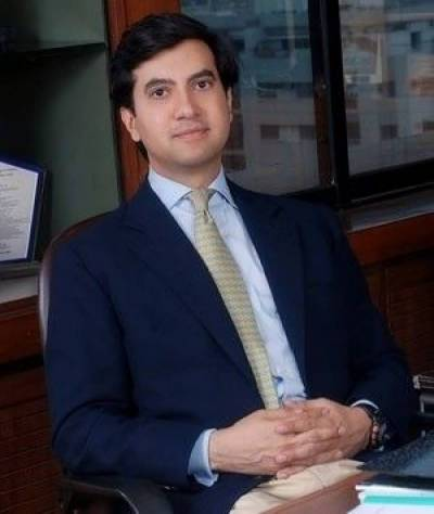 Ali Jahangir Siddiqui appointed as ambassador to US