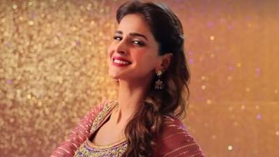 Watch: Saba Qamar's new but 'old' dance video goes viral