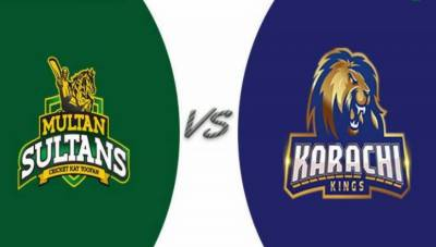 PSL 3, 22th match: Karachi Kings beat Multan Sultans by 63 runs