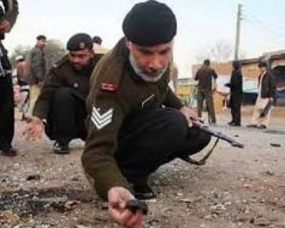Two FC personnel injured in roadside blast