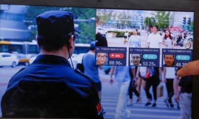 China eyes 'tech' that match facial features, car plates with suspects' database