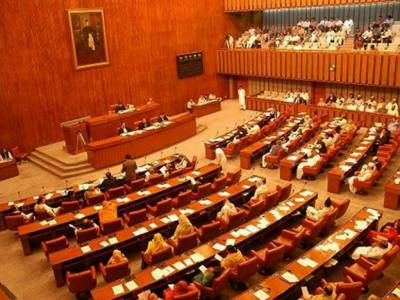 Senate chairman, deputy chairman will be elected today