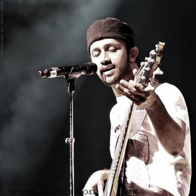 Atif Aslam celebrating 35th birthday today