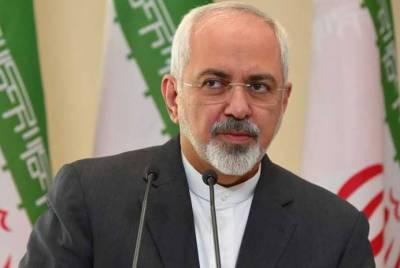 Iranian FM Zarif arrives in Pakistan on three-day visit