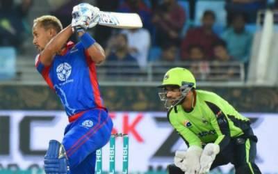 PSL 3, 24th Match: Lahore Qalandars beat Karachi Kings in super over