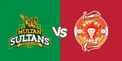PSL 3, 25th Match: Multan Sultans to face Islamabad United today