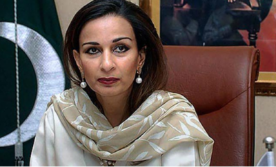 PPP likely to nominate Sherry Rehman as Senate opposition leader