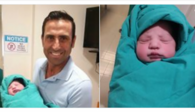 Younis Khan blessed with baby boy second time