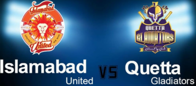 PSL 3, 28th Match: Quetta Gladiators to face Islamabad United today