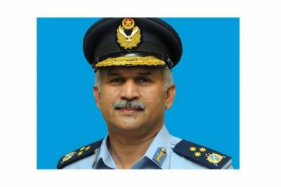Air Marshal Mujahid Anwar Khan designated as new air chief