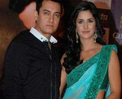 "Katrina Kaif, Aamir Khan to be seen ""Thugs of Hindostan"""