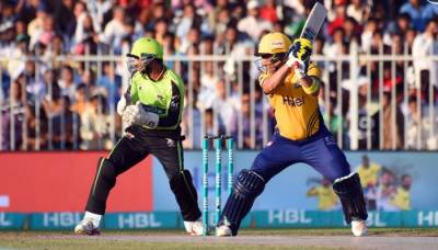PSL 3, 29th match: Peshawar Zalmi beat Lahore Qalandars by 6 wickets