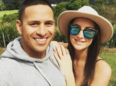 Australian cricketer Usman Khawaja's fiancée reveals why she embraces Islam