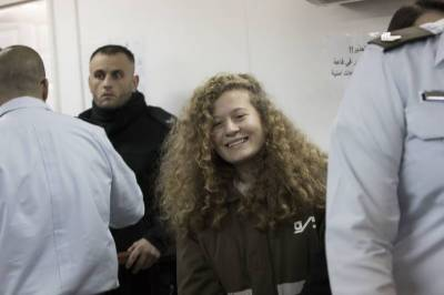 Palestinian Ahed Tamimi gets eight months imprisonment after plea deal