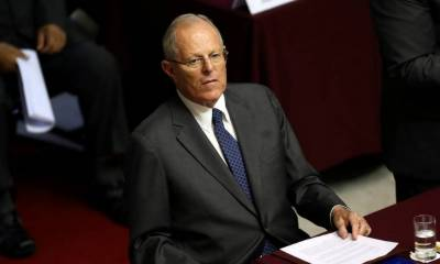 Peru's president resigns over vote impeachment issue