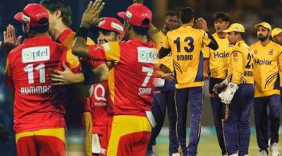 PSL 3: Final clash between Islamabad United and Peshawar Zalmi on Sunday