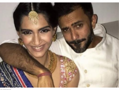 Sonam, Anand Ahuja's wedding date confirmed!