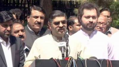 Independents, PML-N, PML-Q dissidents launch new political party