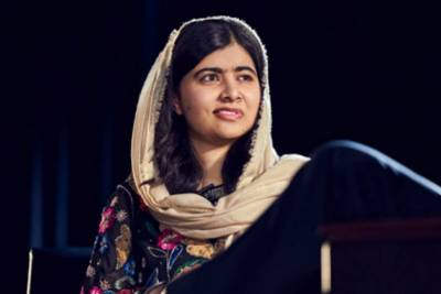Malala Yousufzai arrives in Swat amid tight security