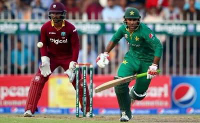 T20, 1st match:  Pakistan beat West Indies by 143 runs
