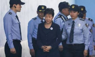 South Korean former president jailed for 24-year for corruption