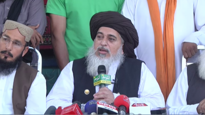 TLP protesters block leading arteries to Lahore; security beefed up in Islamabad