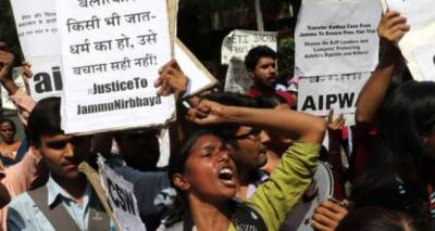 8-year-old girl's rape, murder in IHK triggers nationwide outrage in India