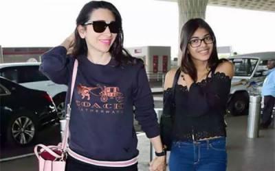 Karishma Kapoor's daughter Samaira's pictures go viral on social media