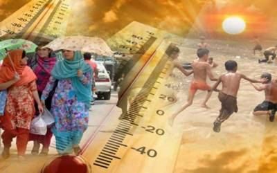 Hot, dry weather likely to prevail in most parts of country