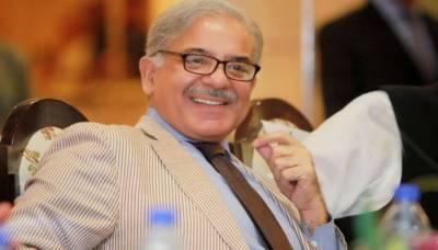 Shehbaz Sharif reaches Karachi on a day-long visit