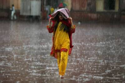 Met office predicts rainfall in next 24-hour