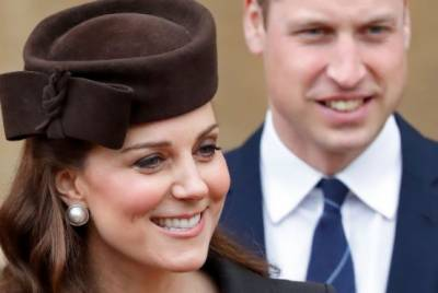 Kate delivered royal couple's 3rd child