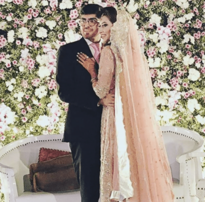 Pictures of Junaid Jamshed's daughter –in-law go viral