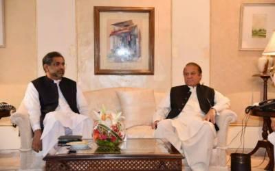 SC disposes of contempt petitions against PM Abbasi, Nawaz Sharif