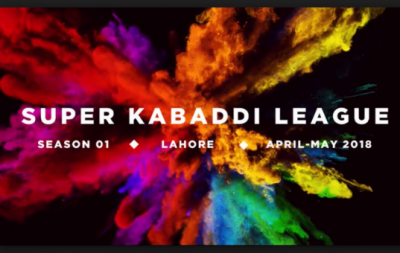 Super Kabaddi League opening ceremony to take place in Lahore today