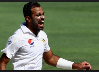 Fast-bowler Wahab Riaz to play for Derbyshire in T20 Blast